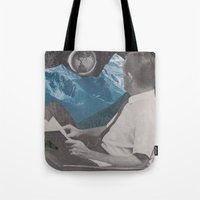 I Like The Way You Look At The World Tote Bag