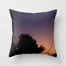 Chords Throw Pillow