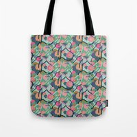 Howl -- Mermeh Tote Bag