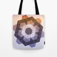 Patchwork Tiles II Tote Bag