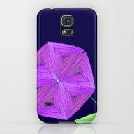 Night Bloom Galaxy S5 Slim Case