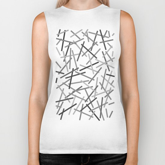 Kerplunk Black Biker Tank