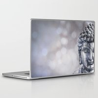 buddha Laptop & iPad Skins featuring Buddha by LebensART Photography