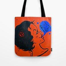 Riot Grrl Tote Bag
