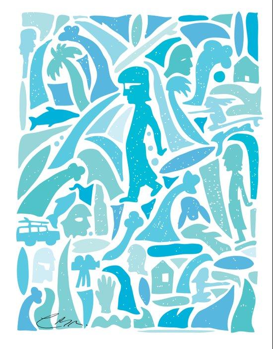 Bakelite Art Print