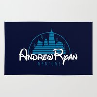 Andrew Ryan - Rapture Rug