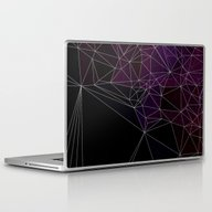 Laptop & iPad Skin featuring Polygonal A2 by VanessaGF