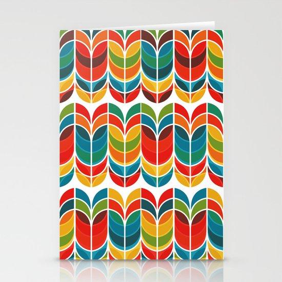Tulip Stationery Card