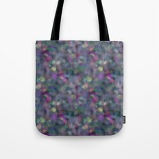 Dark holographic Tote Bag