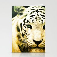 Eye of Tiger II - for iphone Stationery Cards