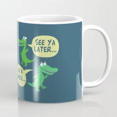 in a while... Mug