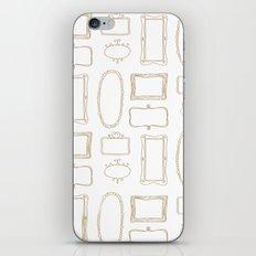 Frames iPhone & iPod Skin