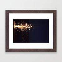 August First Framed Art Print