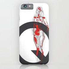 Queen of Diamonds Slim Case iPhone 6s