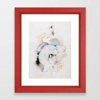 Lepus Framed Art Print