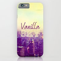 iPhone & iPod Case featuring Vanilla Sky - for iphone by Simone Morana Cyla