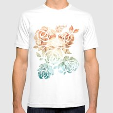 Frida  SMALL Mens Fitted Tee White
