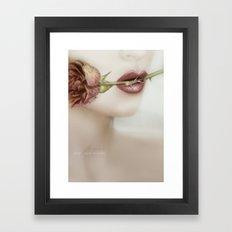 Poisonous Gift Framed Art Print
