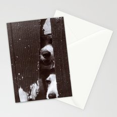 Through Thick & Thin Stationery Cards