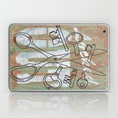 Locked Out? get some more keys cut yeah! Laptop & iPad Skin