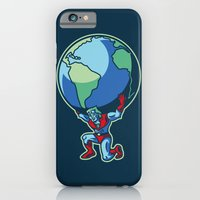 The Weight of the World iPhone 6 Slim Case