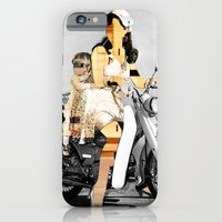 collage iPhone & iPod Cases featuring CardinalsRoller Collage by Marko Köppe