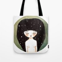 I am the Cosmos Tote Bag