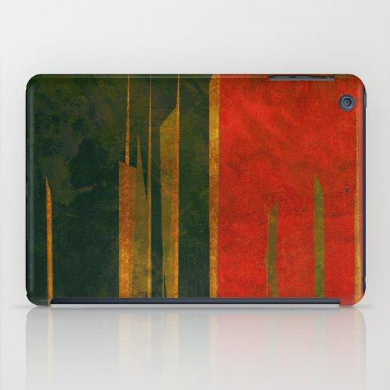 竹林の戦い (battle in the bamboo forest) iPad Case