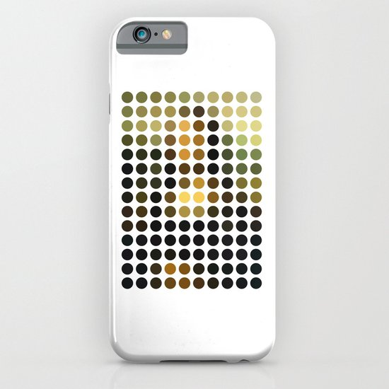 Mona Lisa iPhone & iPod Case