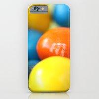Colourful M&M's iPhone 6 Slim Case