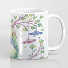 Flying school II Mug