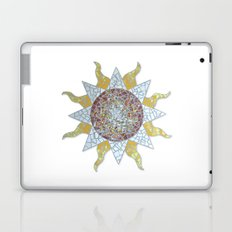 Mosaic Sun Laptop & iPad Skin