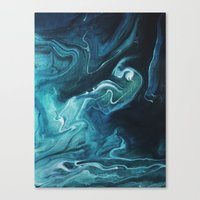Gravity II Canvas Print