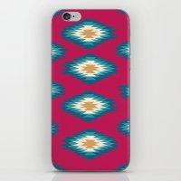 SURF SPIRIT iPhone & iPod Skin