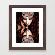 Reflects5 Framed Art Print