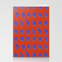 Gully Creepa - Scary Berry Stationery Cards