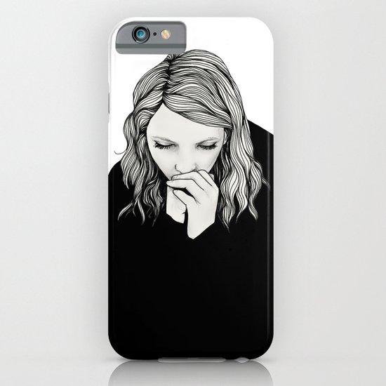 Eliot iPhone & iPod Case