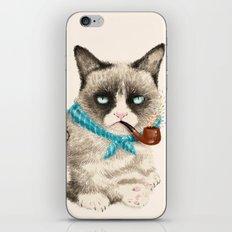Sailor Cat IV iPhone & iPod Skin