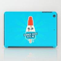 Cold Shoulder iPad Case