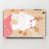 Wendigo iPad Case