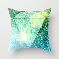 Diamond Throw Pillow