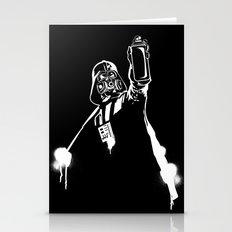 Darth Vader Graffiti Stationery Cards