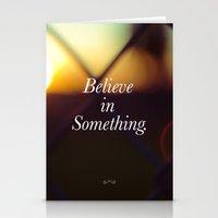 Believe. Stationery Cards