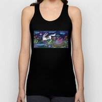 Frolic in the Forest Unisex Tank Top