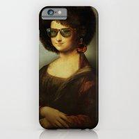 Mona Lisa Boogie iPhone 6 Slim Case