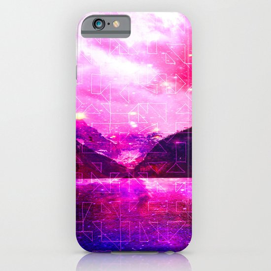 Spaced Louise iPhone & iPod Case