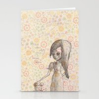 Don´t wake me up Stationery Cards