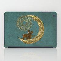 Moon Travel iPad Case