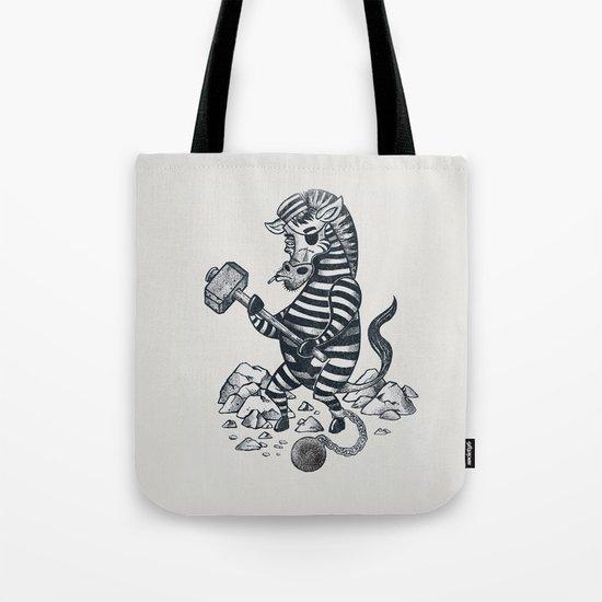 Natures Prisoner Tote Bag