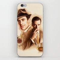 MAD MEN DON DRAPER iPhone & iPod Skin